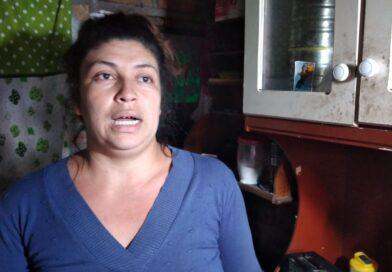 """ROCIO: """"HACE MAS DE 4 AÑOS QUE CHAMORRO ME VIENE MINTIENDO CON EL ARREGLO DE MI CASA, CON MIS HIJOS VIVIMOS COMO PERROS"""""""